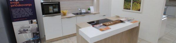 odprodaja eksponatov kuhinje po meri