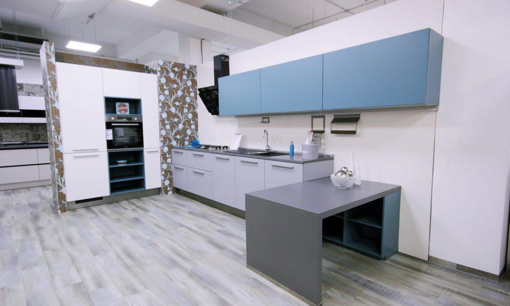 Designo+ Soft Lack odprodaja eksponata kuhinja