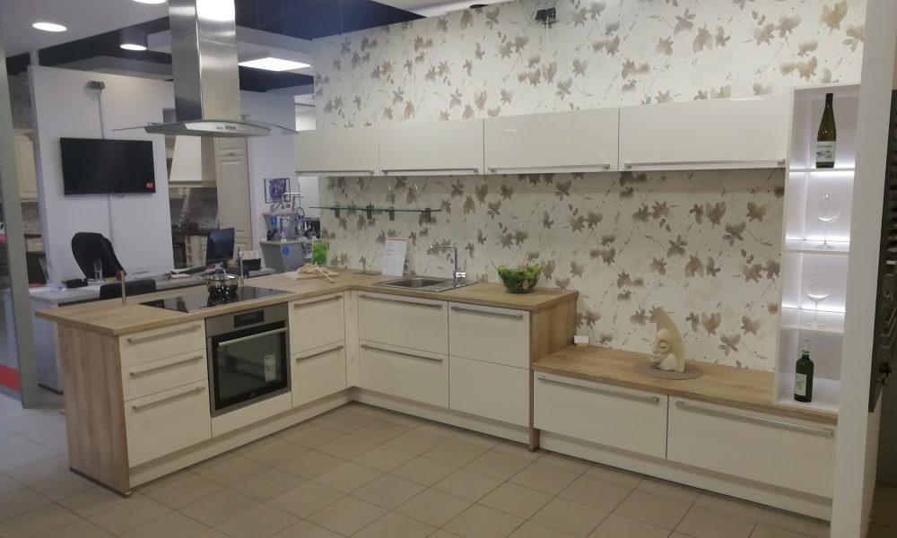 Noblessa SPOT odprodaja eksponatov kuhinje
