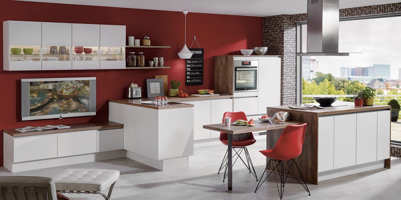 Kuhinja po meri brezrocajna kuhinja 416