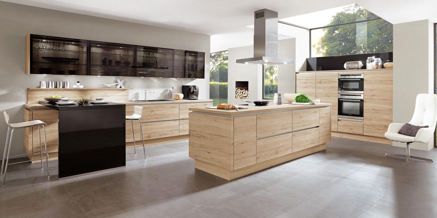 kuhinja akcija - kuhinje po meri GA+kuhinje imitacija lesa 893