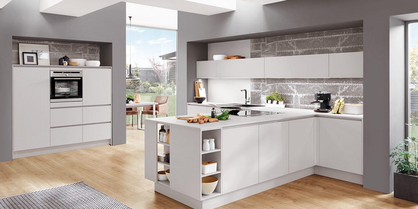 kuhinja po meri Noblessa Fame - akcija kuhinje - izris kuhinje