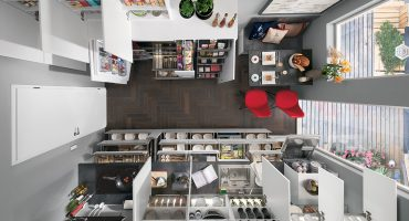 shranjevanje v kuhinji
