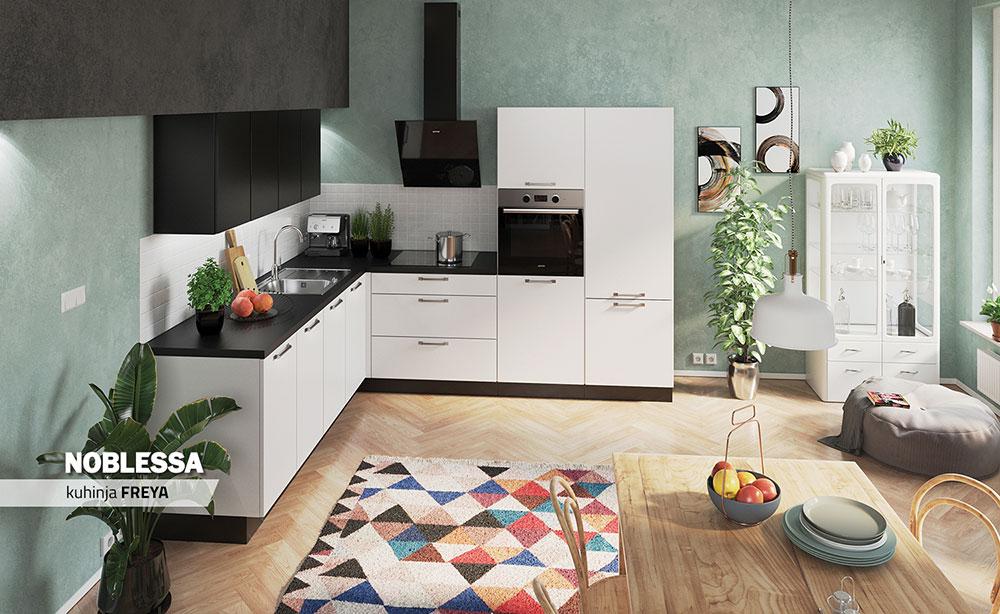 Kuhinjski Blok Freya