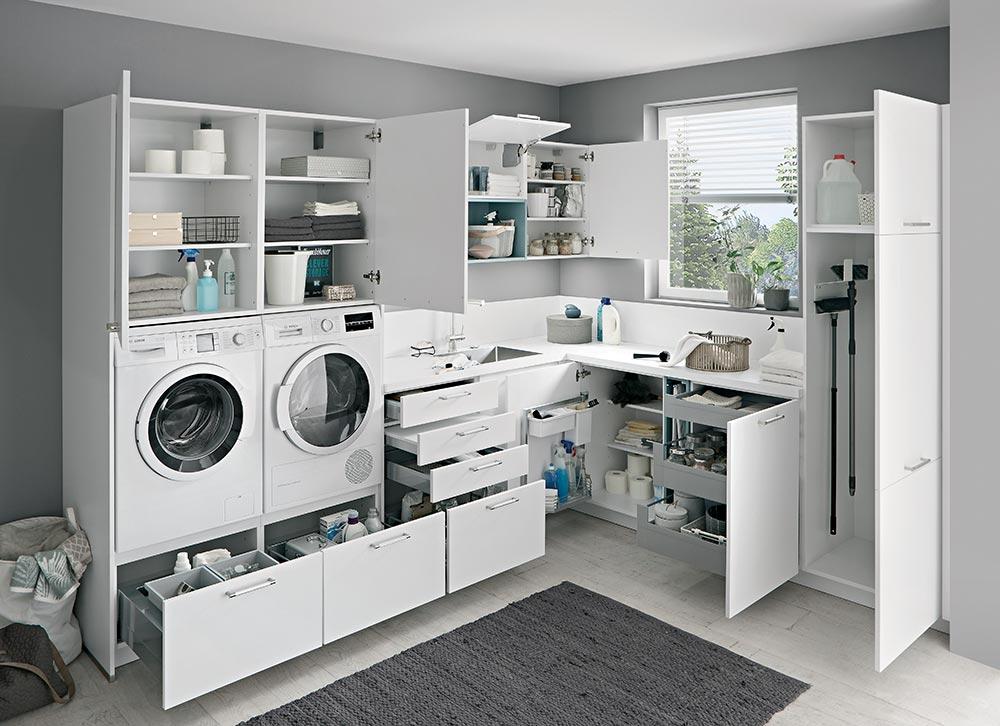 Utility gospodinjski prostor