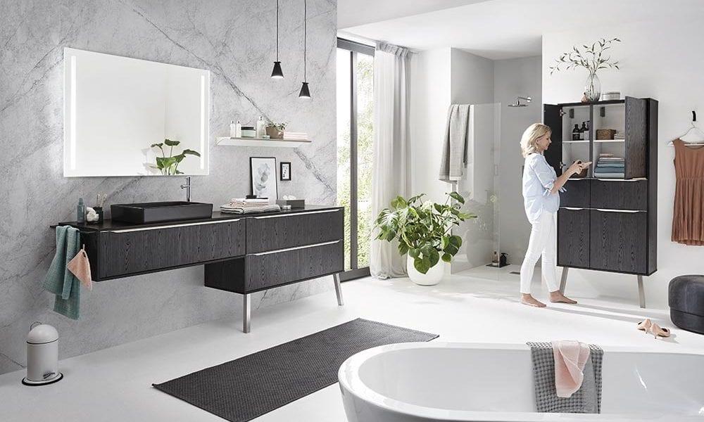 GA+ kuhinje kopalnice